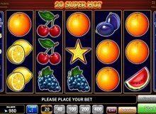20 Super Hot Slot