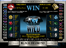Black Diamond Slot from Octopus Gaming