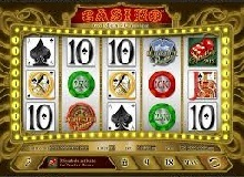 Golden Casino Slot