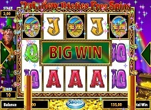 Rainbow Riches Free Spins Slot
