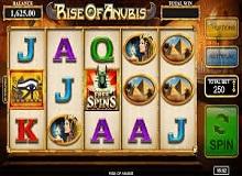 Rise of Anubis Slot