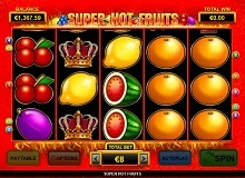 Super Hot Fruits Slot