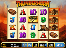 Thunderhorn Slot