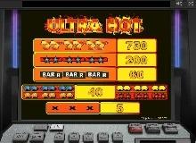 Ultra Hot Slot