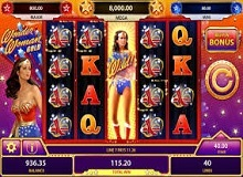 Wonder Woman Gold Slot
