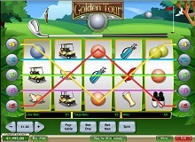 Golden Tour Slot