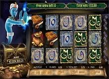 Millionaire Genie Slot