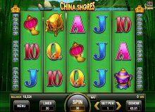 China Shores Slot