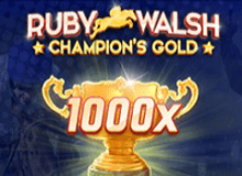 Ruby Walsh Champions Gold