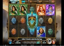 The Sword and The Grail Slot